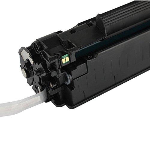 ARCON 2PK Black Compatible Canon 125 Canon125 3484B001AA Toner Cartridge For Canon ImageClass LBP6000 LBP6030w MF3010 Printer Photo #3