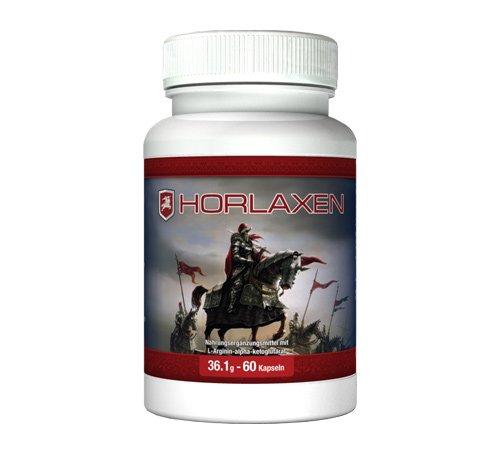 Horlaxen – Fuerza corporal incrementada un % más músculos mayor resistencia