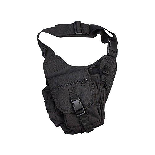 Shoulder By Black Kombat Tactical Bag Kombat qx7STf