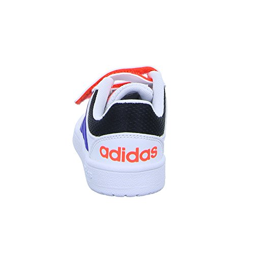 ADIDAS VS HOOPS KIDS Niños BLANCO