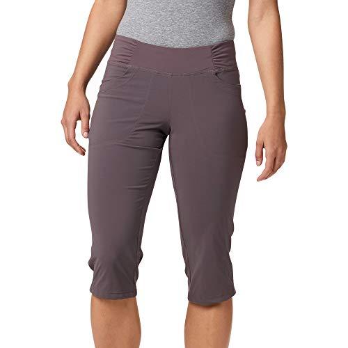 Mountain Hardwear Womens Dynama Capri, Purple Dusk, Small