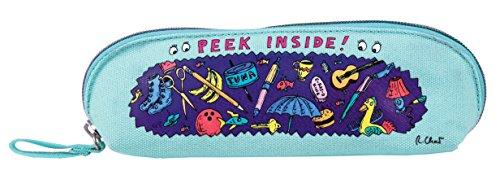 Peek Inside! Pencil Pouch