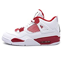 Nike Jordan Men's Air Jordan 4 Retro Basketball Shoe
