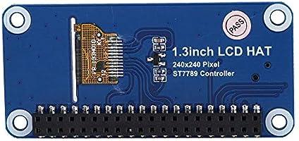 1.3 Pulgadas IPS Pantalla OLED Pantalla LCD Hat para Raspberry Pi ...