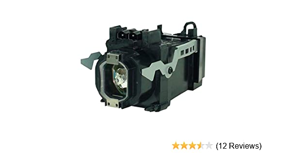 AuraBeam XL-2400 Professional Sony Replacement Lamp for KDF-46E2010 TV Genuine Original Philips Bulb with Housing