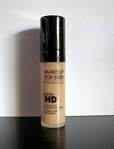 MAKE UP FOR EVER Ultra HD Invisible Cover Foundation Y335 (Dark Sand) - 5ml/0.16 fl oz