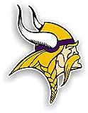 Fremont Die NFL Minnesota Vikings 12-Inch Vinyl Logo Magnet