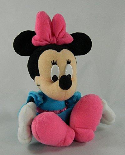 Disney Minnie Mouse Bean Bag Doll by Star Bean - 1999