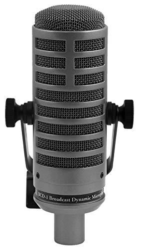MXL Dynamic Podcast Microphone, Limited Edition, XLR, Gray (BCD-1