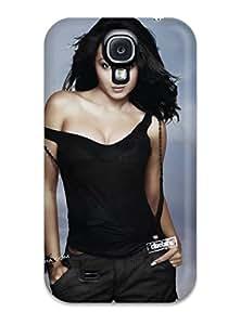 MagicSpace RuLnW6054bSacU Protective Case For Galaxy S4(trisha Hot)