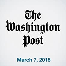 March 07, 2018 Newspaper / Magazine by  The Washington Post Narrated by Sam Scholl