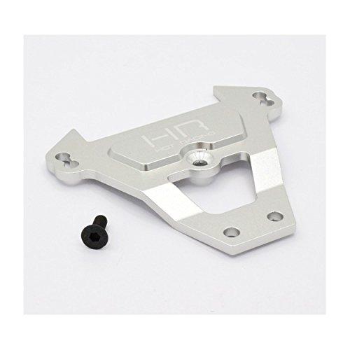 Hot Racing RVO12A08 Silver Aluminum Front Bulkhead Tie Bar ()