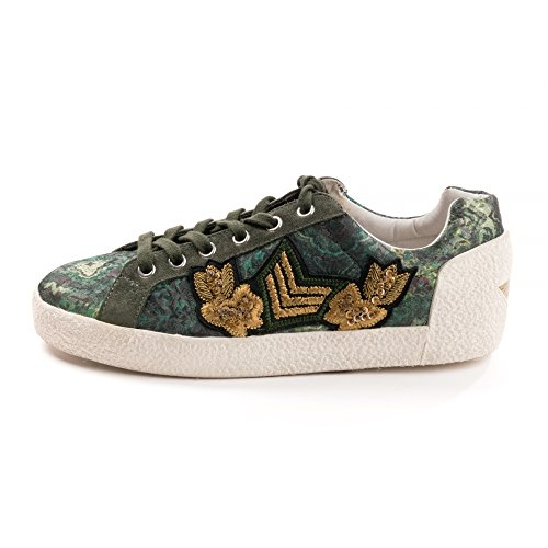 military Sneaker Verde Ash Scarpe Donna Naks XUqX1wY