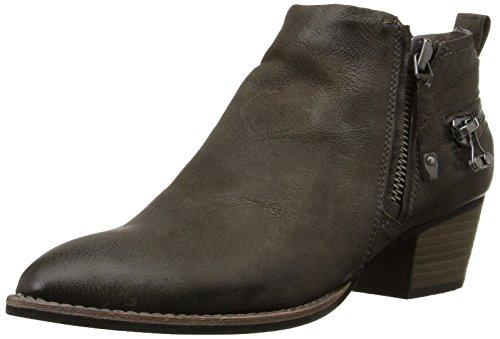 Dolce Vita Women's Saylor Ankle Bootie, Dark Grey, 9.5 M US