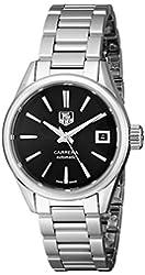 TAG Heuer Women's WAR2410.BA0770 Carrera Swiss Automatic Stainless Steel Watch