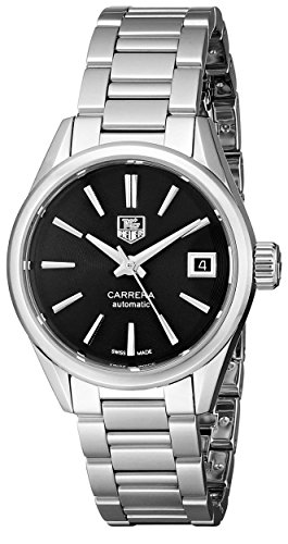 TAG Heuer Women's WAR2410.BA0770 Carrera Swiss Automatic Stainless Steel Watch