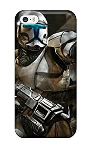 Hot PGqkjoW355RUEJb Star Wars Republic Commando Tpu Case Cover Compatible With Iphone 5/5s