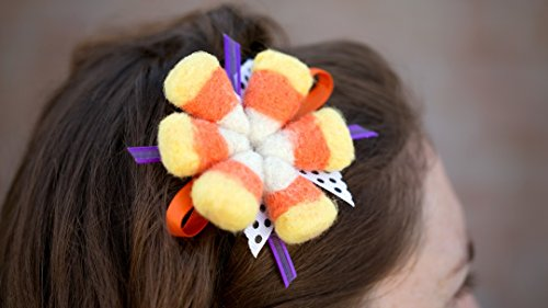 Candy Corn Headband -