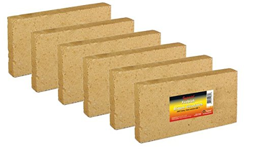 Firebrick Replacement (Fireplace Imperial FireBrick 9