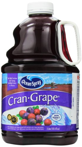 Review Ocean Spray Juice Drink,