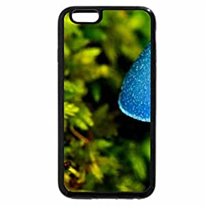 iPhone 6S Plus Case, iPhone 6 Plus Case (Black & White) - Mushroom