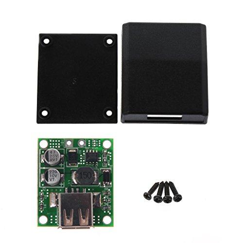 PoityA 5V 2A Solar Panel Power Bank USB Charge Voltage Controller Regulator