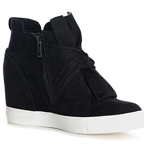Topschuhe24 Baskets Femmes Sport 725 De Noir Chaussures r5qfX0rxwW