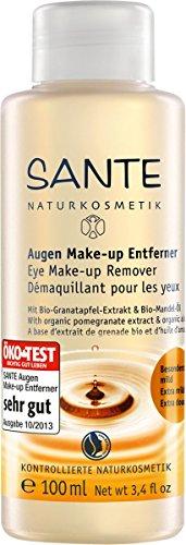 Sante Eye Make-Up Remover, 3.38 Ounce (Sante Cosmetics)
