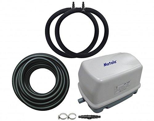 Matala Hakko MEA Pro 2 EZ-air Pond Aeration Complete System by Matala Hakko MEA Pro EZ air 2