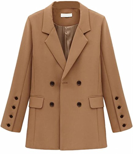 Jaycargogo Camel Wool Blazer 2019