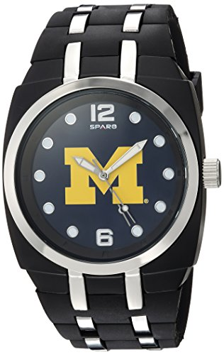 Rico Industries NCAA Wisconsin Badgers Crusher Watch, Black