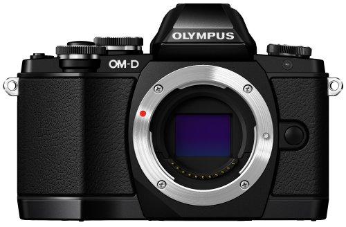オリンパス OMD EM10 ブラック ボディ