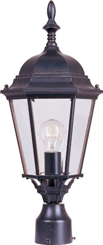 Outdoor Lantern Pole Lights - 1