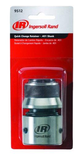 Ingersoll Rand 9512 Air Hammer Quick Change Retainer, Silver -