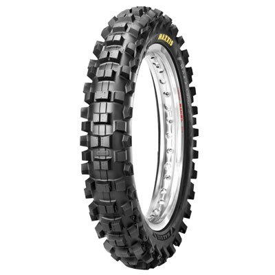 90/100x16 Maxxis Maxx Cross Soft/Intermediate Terrain Tire for Honda CR85R Expert 2003-2007 (Tire Compound Soft)