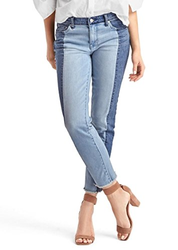 Gap Authentic 1969 Two Tone Real Straight Jeans  30R