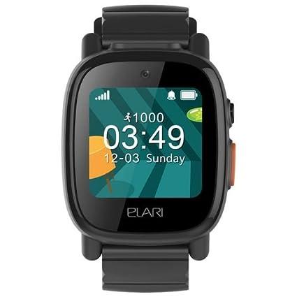 Elari - FixiTime 3 Smartwatch Reloj para Niños con GPS Tracker, Botón SOS, MicroSIM gsm 900/1800, Altavoz, Micrófono, Aplicación Android/iOS, Batería de 600 ...