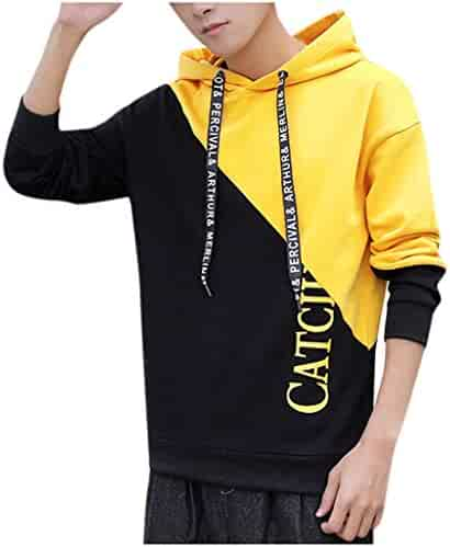 DIOMOR Mens Casual Classic V Neck Slim Fit Pure Color T Shirts Fashion Sport Tees Daily Blouse Tops Pullover