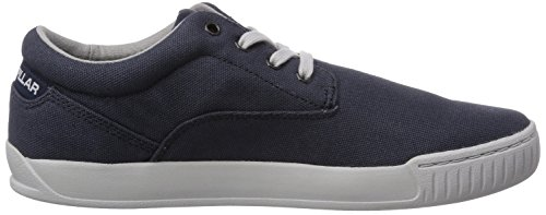 Canvas Cat mens Blu Navy Basse Footwear Sneaker Zimzala blau Uomo qqwRZ8Erx