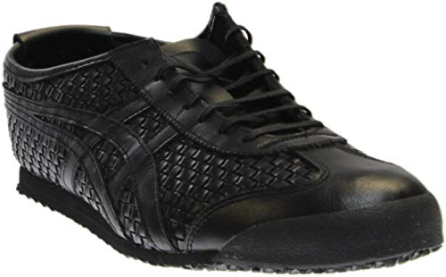 Onitsuka Tiger by Asics Unisex Mexico 66 Black/Black 1 Oxford