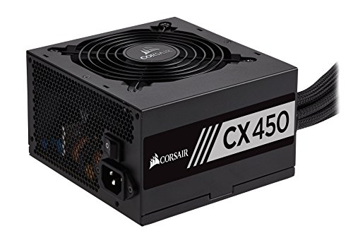 Amazon.in: Buy Corsair CX450 450W 80 Plus Bronze Power Supply (CP ...