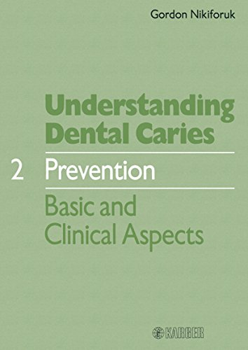Understanding Dental Caries Vol 2 Prevention Basic And Clinical