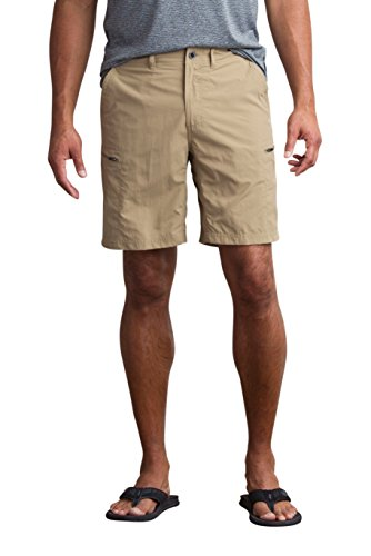 Ex Officio Shorts Hiking (ExOfficio Men's Sol Cool Camino 8.5&Quot Shorts, Walnut, 34)