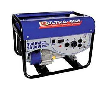 RV Trailer Camper Portable Generator 3500W Recoil Start UF 51-940036