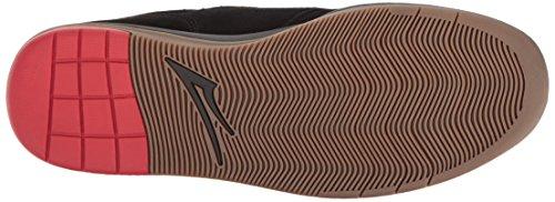 Zapatos Lakai Freemont Negro-Gum Suede (Eu 47 / Us 12 , Negro)