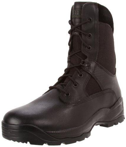 5.11 INC ATAC 8 Inches Men's Boot - Black - 9 D(M) US