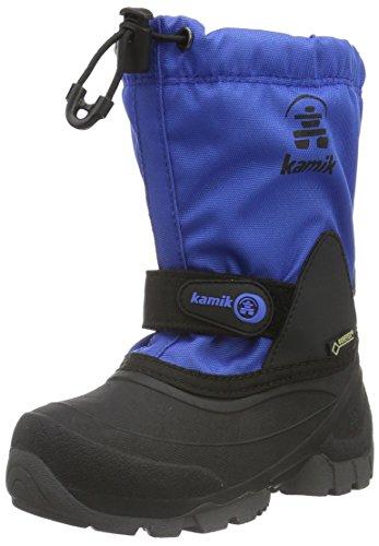 Kamik Unisex Kids NK8237 Snow Boots Blau (Blu-blue) cheap real authentic outlet 2014 new limited edition online footaction online visa payment cheap online Bv2m5RFF