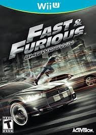 WIIU FAST & FURIOUS SHOWDOWN