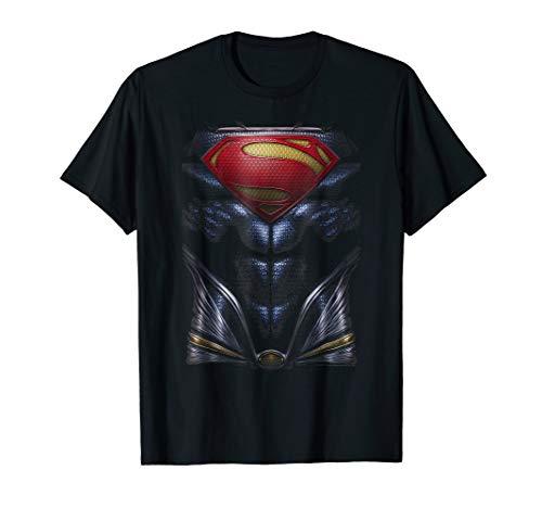 Superman Man of Steel Costume T Shirt -