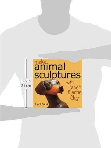 Make Animal Scuptures With Paper Mache Clay: How to Create ...